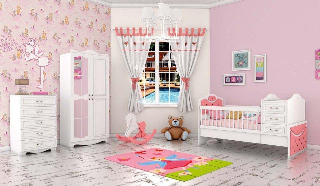 26122 Rüyam Bebek Odası Takımı