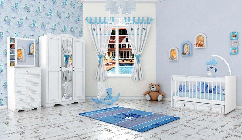 26123 Rüyam Bebek Odası Takımı