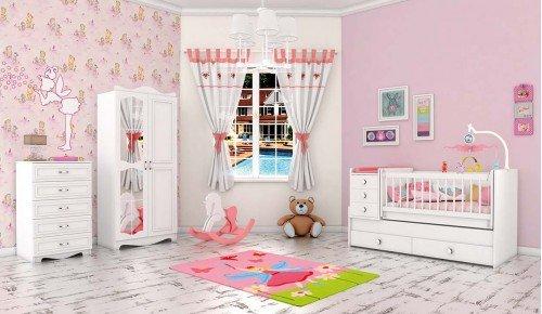 26126 Rüyam Bebek Odası Takımı