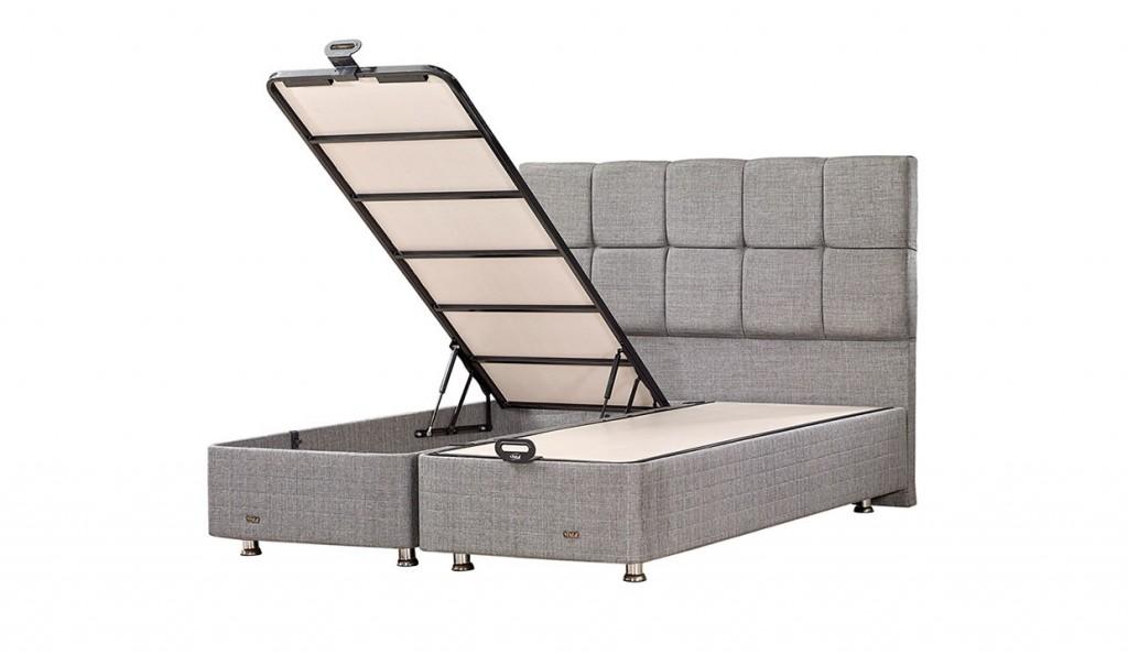 Barok Yatak Baza Başlık - 160x200