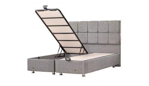Barok Yatak Baza Başlık - 100x200