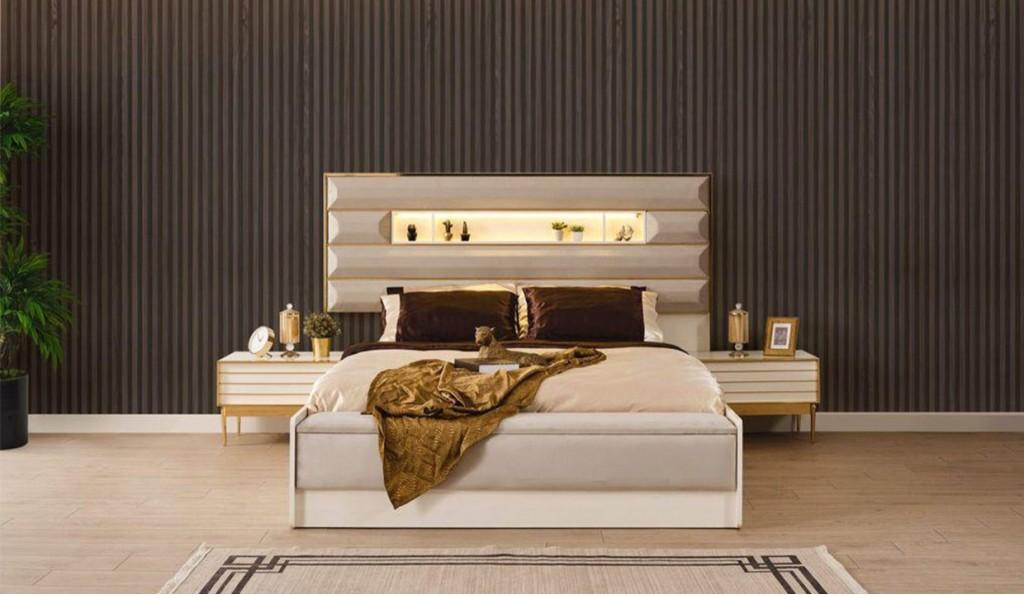 Caprio Yatak Odası Takımı
