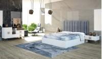 Güneş Beyaz Yatak Odası Takımı