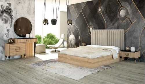 Rüya Regnano Yatak Odası Takımı