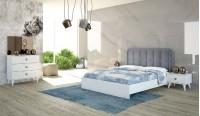 Venüs Yatak Odası Takımı - Beyaz